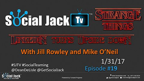January 31st Recording – Social Jack TV™ Episode 19